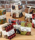 Flannel Fat Quarters for quilting