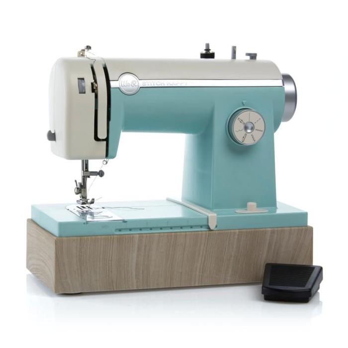 Stitch Happy Sewing Machine in Mint by We R Memory Keepers available at Craft Warehouse