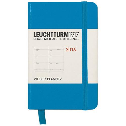 Azure Leuchtturm Weekly Planner
