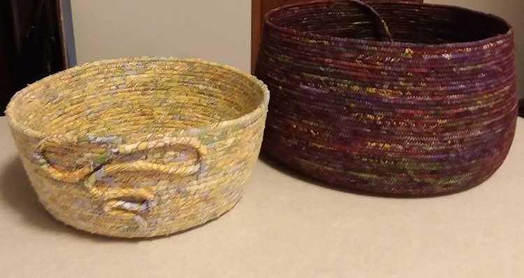 Basket Weaving with Macrame Cord - Demo @ Vancouver Location | Gresham | Oregon | United States