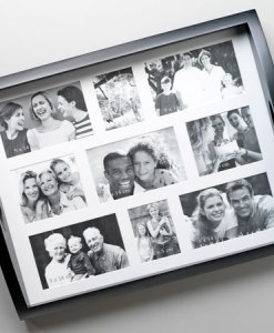 Black and White Photo Collage Tray to Decorate at Craft Warehouse