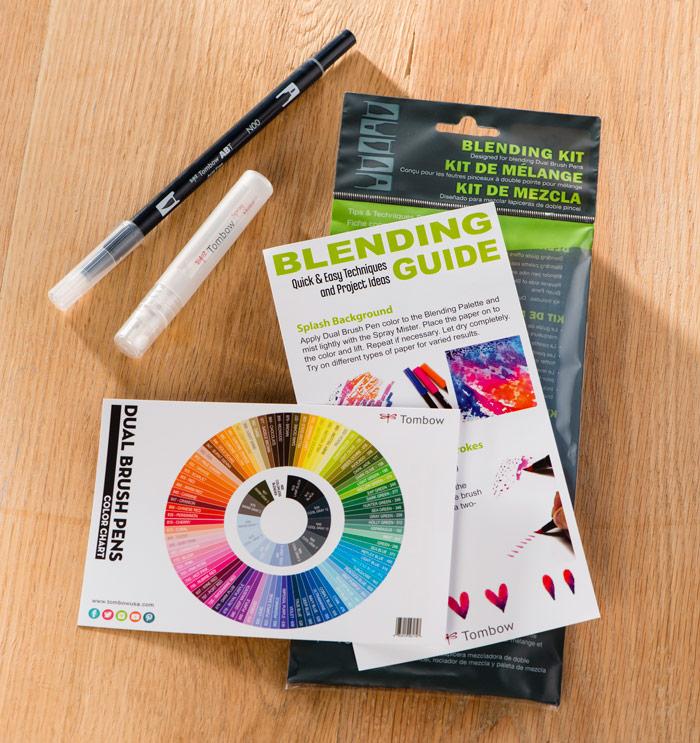 Tombow Blending Kit Craft Warehouse