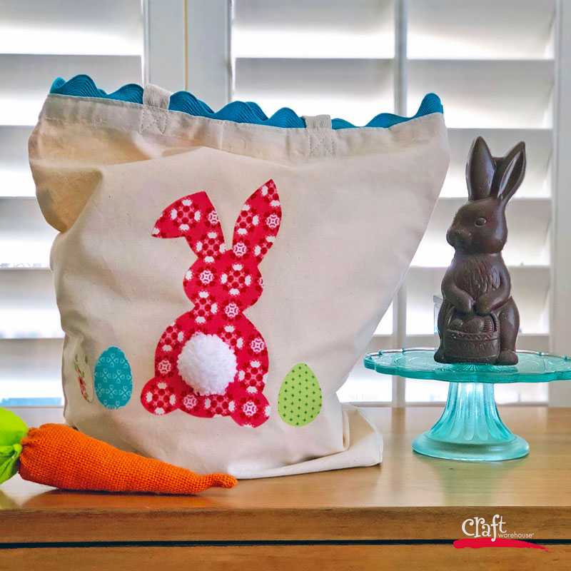 Make this: Easter Bunny Tote