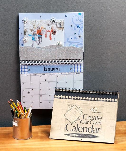 Make a Custom Calendar