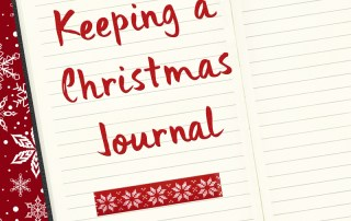 Keeping a Christmas Journal