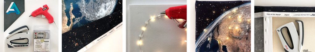 How to Make a Light up Canvas