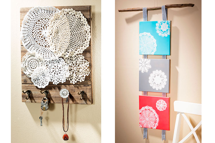 Crafting With Doilies Craft Warehouse
