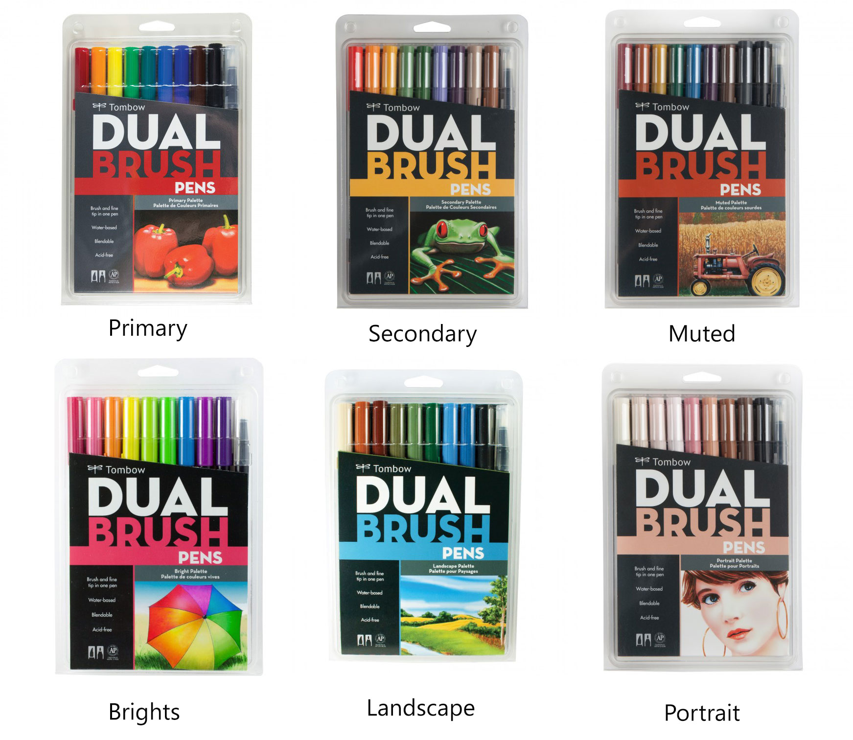 Tombow Dual Brush Markers Craft Warehouse - Tombow abt markers