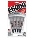 E6000 Tiny Tubes of Craft Glue