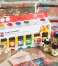 Marabu Easy Marbling Kit at Craft Warehouse
