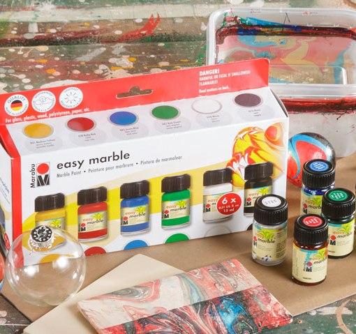 Marabu Easy Marbling Kit