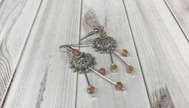Flower Earrings @ Salem Location | Salem | Oregon | United States