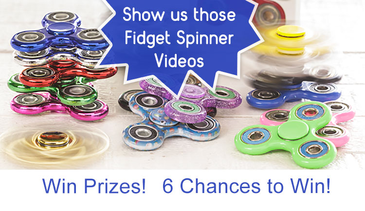 Fidget Spinner Video Contest