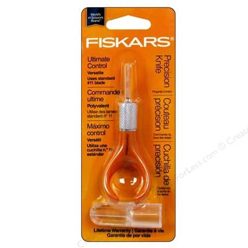 Fiskars Fingertip Craft Knife
