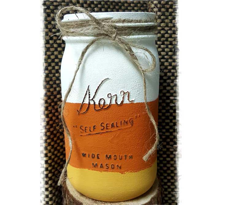 Candy Corn Mason Jar @ Meridian Location | Meridian | Idaho | United States