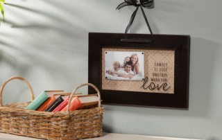 Float frame Photo Holder