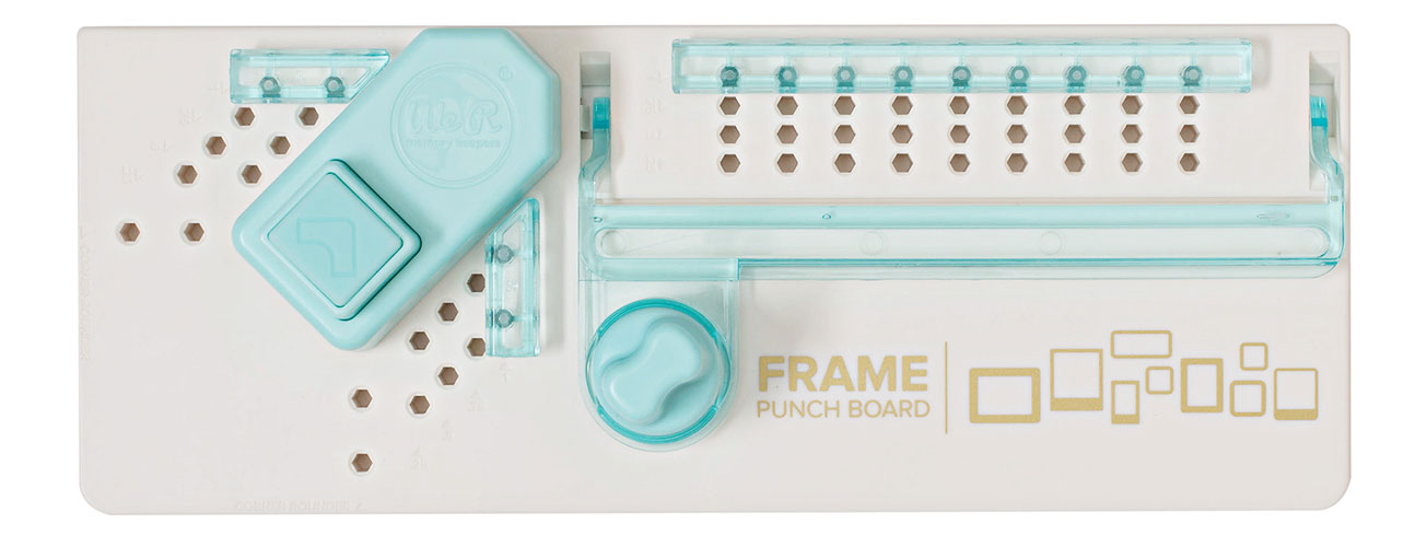Find a Paper Frame Punch Board at Craft Warehouse