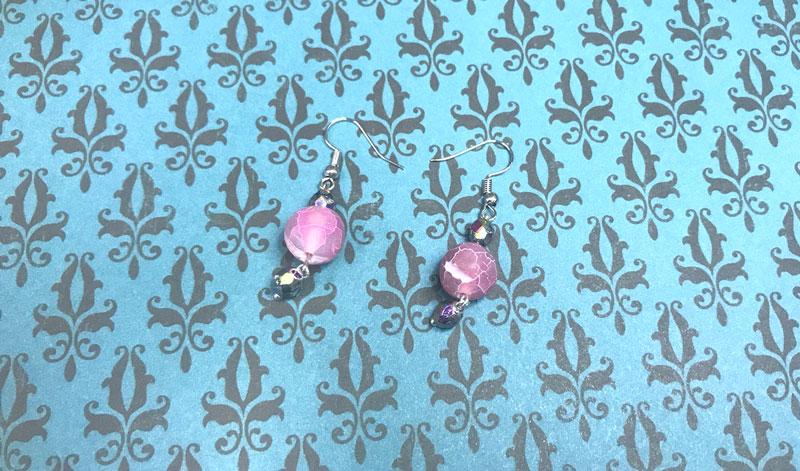 Gemstone Earrings Make & Take @ Salem Location   Salem   Oregon   United States