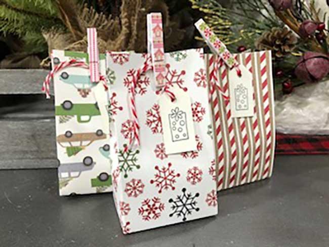 Christmas Gift Bag @ Hazel Dell Location | Vancouver | Washington | United States