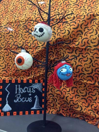 Make Nightmare Before Christmas Style Halloween Ornaments
