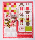Hansel and Gretel Cut and Sew Panels