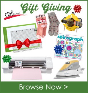 Craft Warehouse Holiday Gift Guide