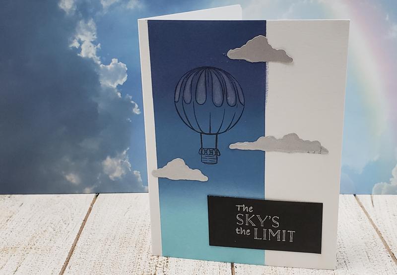 Hot Air Balloon Card @ Beaverton Location | Beaverton | Oregon | United States