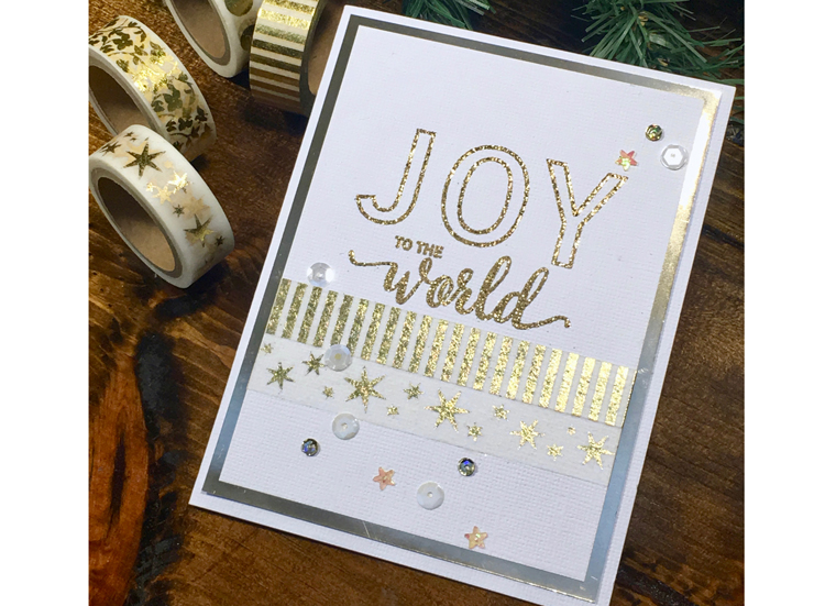 Joy to the World Card @ All Locations