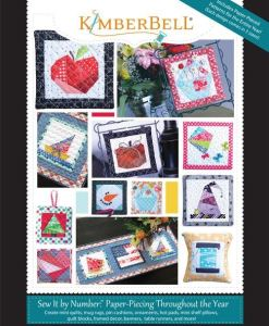 KimberBell Book on Paper Piecing available at Craft Warehouse
