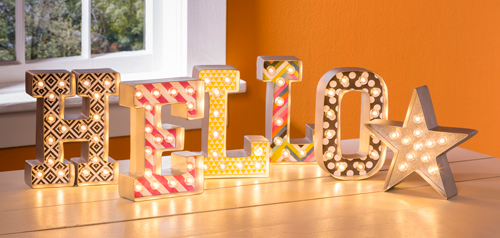 Marquee Love Letters & Accessories
