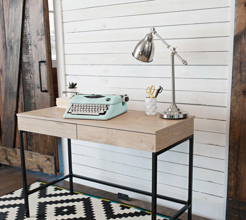 The Typecast Typewriter from We R memory Keepers available in White and Mint at Craft Warehouse