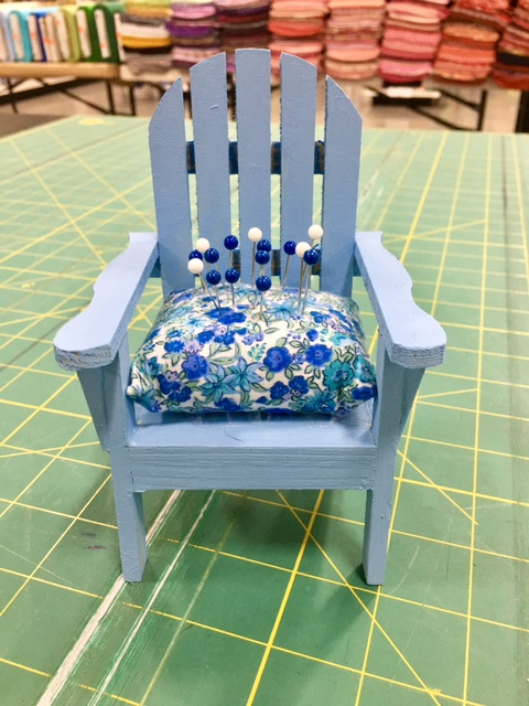 Pincushion Chair @ Hazel Dell Location | Vancouver | Washington | United States