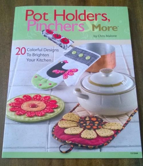 pot holder pattern book