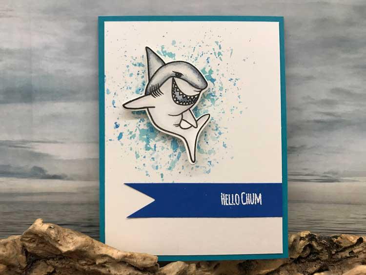 Hello Chum Card Make & Take @ Vancouver Location   Vancouver   Washington   United States