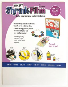 Shrinky Dink Film at Craft Warehouse
