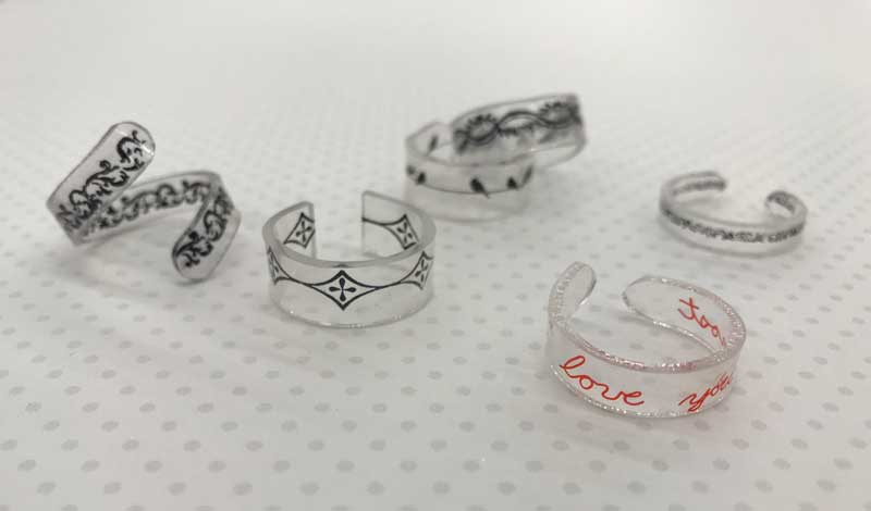 Shrink Film Ring @ Vancouver Location