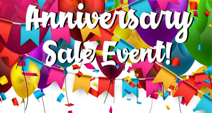 Anniversary Sale @ Meridian Location | Vancouver | Washington | United States