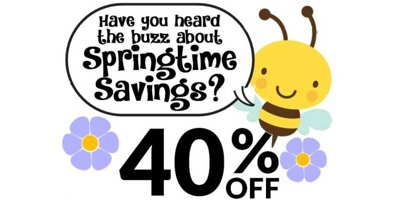 Springtime Savings Coupon @ Beaverton Location | Beaverton | Oregon | United States
