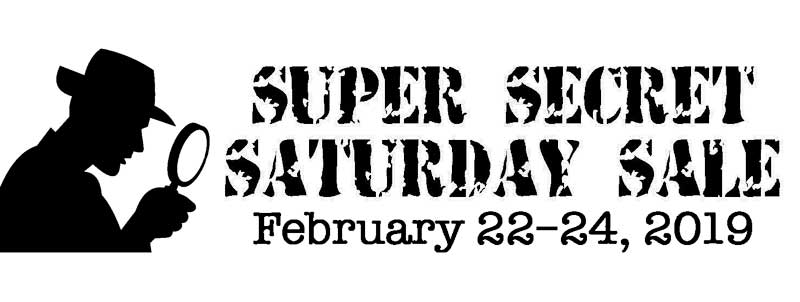 Super Secret Sale Craft Warehouse Gresham Station