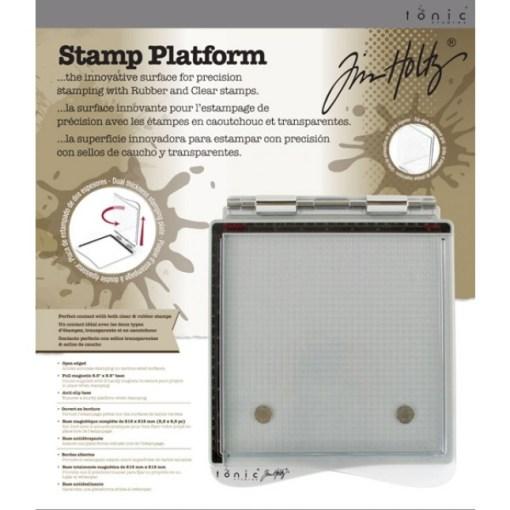 Tim Holtz Stamp Platform at Craft Warehouse