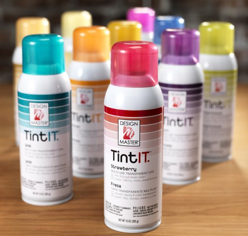 Tint it spray Design Master