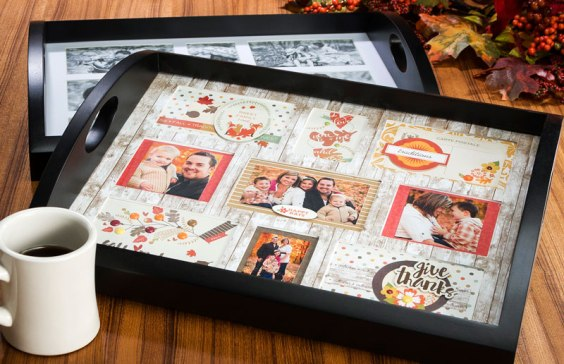 Make a Photo Tray