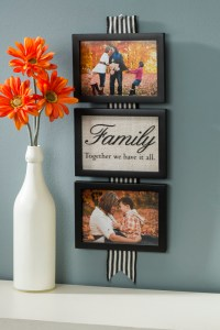 Trio DIY Frame Decor