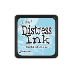 ranger tim holtz tumbled glass Distress ink