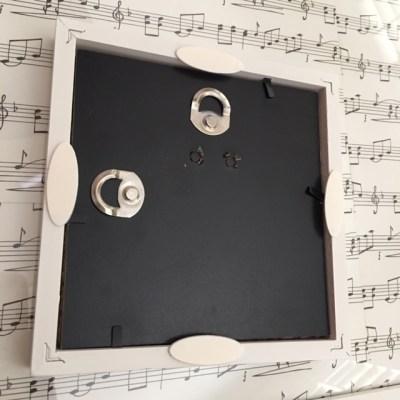 Tombow hook and loop fastener tab
