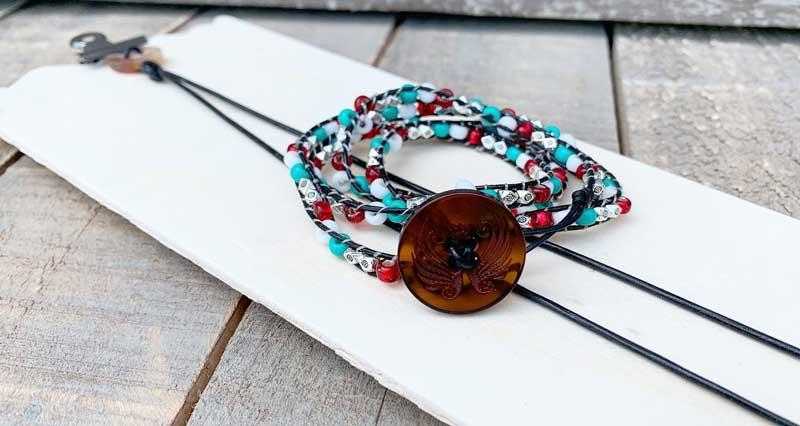 Wrapped Bracelet Demo @ Hazel Dell Location | Meridian | Idaho | United States
