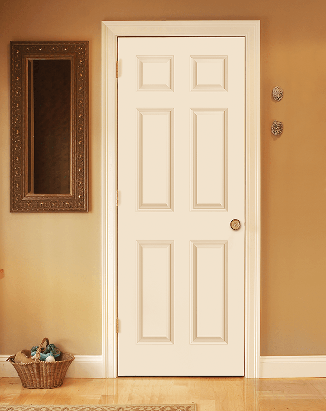 6 Panel Interior Doors  Craftwood Products For Builders