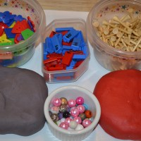 Invitation to Play - All things Playdough