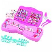 kitty aqua beads nail studio