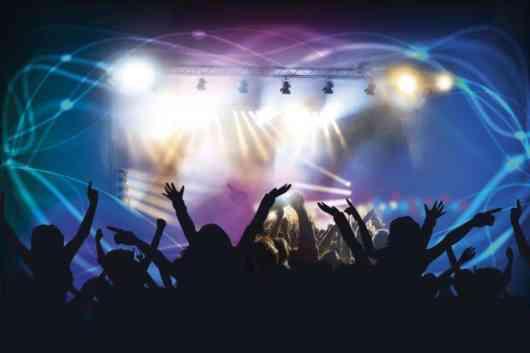 Photo of people dancing
